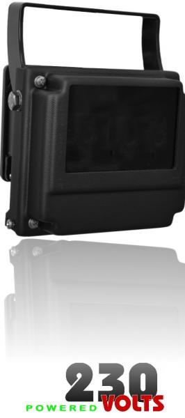 NYX ELI  IR illuminators powered 230Vac-110Vac (auto-sensing)