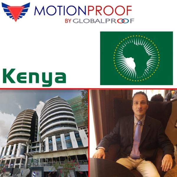 Global Proof is excited to announce the opening of a new branch office in Kenya