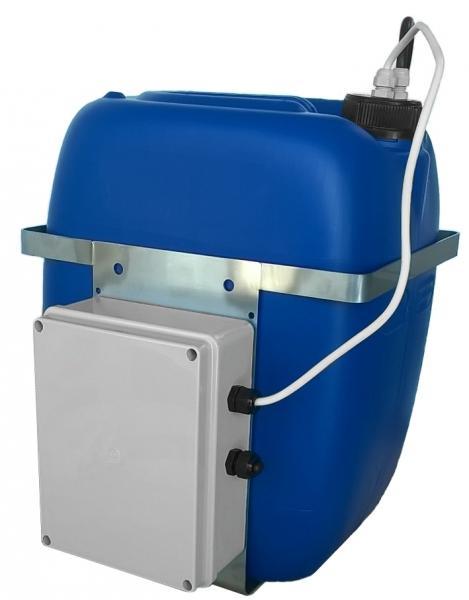 WTP tanica lavavetro con pompa integrata