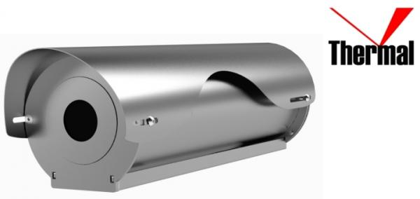 TRX Thermal cameras made in AISI 316L stainless steel
