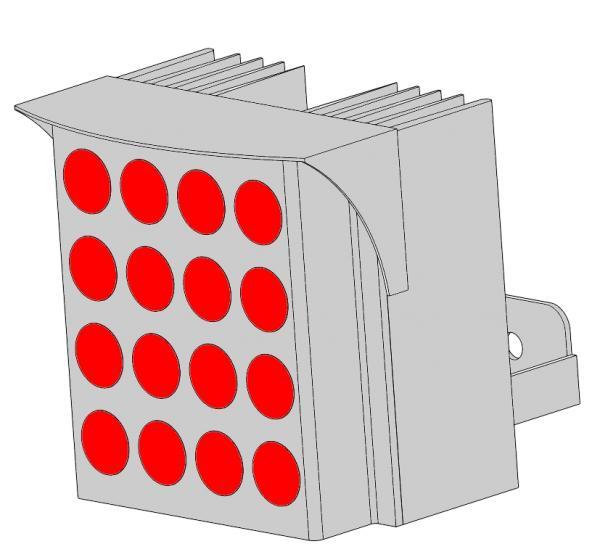 illuminatori ad infrarosso