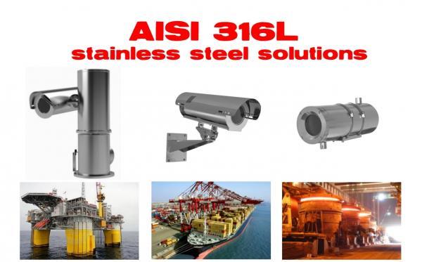 soluzioni in acciaio inox AISI 316L