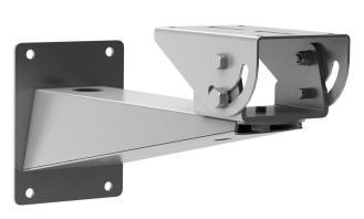 ST160 supporto a parete in acciaio inox